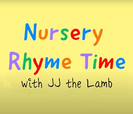 Nursery Rhyme Time with J.J. the Lamb